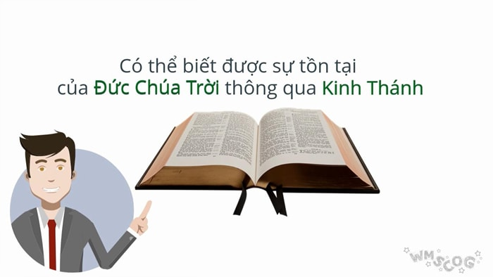 Kinh Thánh là ghi chép của Đức Chúa Trời - Đấng Sáng Tạo muôn vật,và là sự thật.